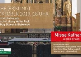 2019 Missa Katharina GTK Mureck